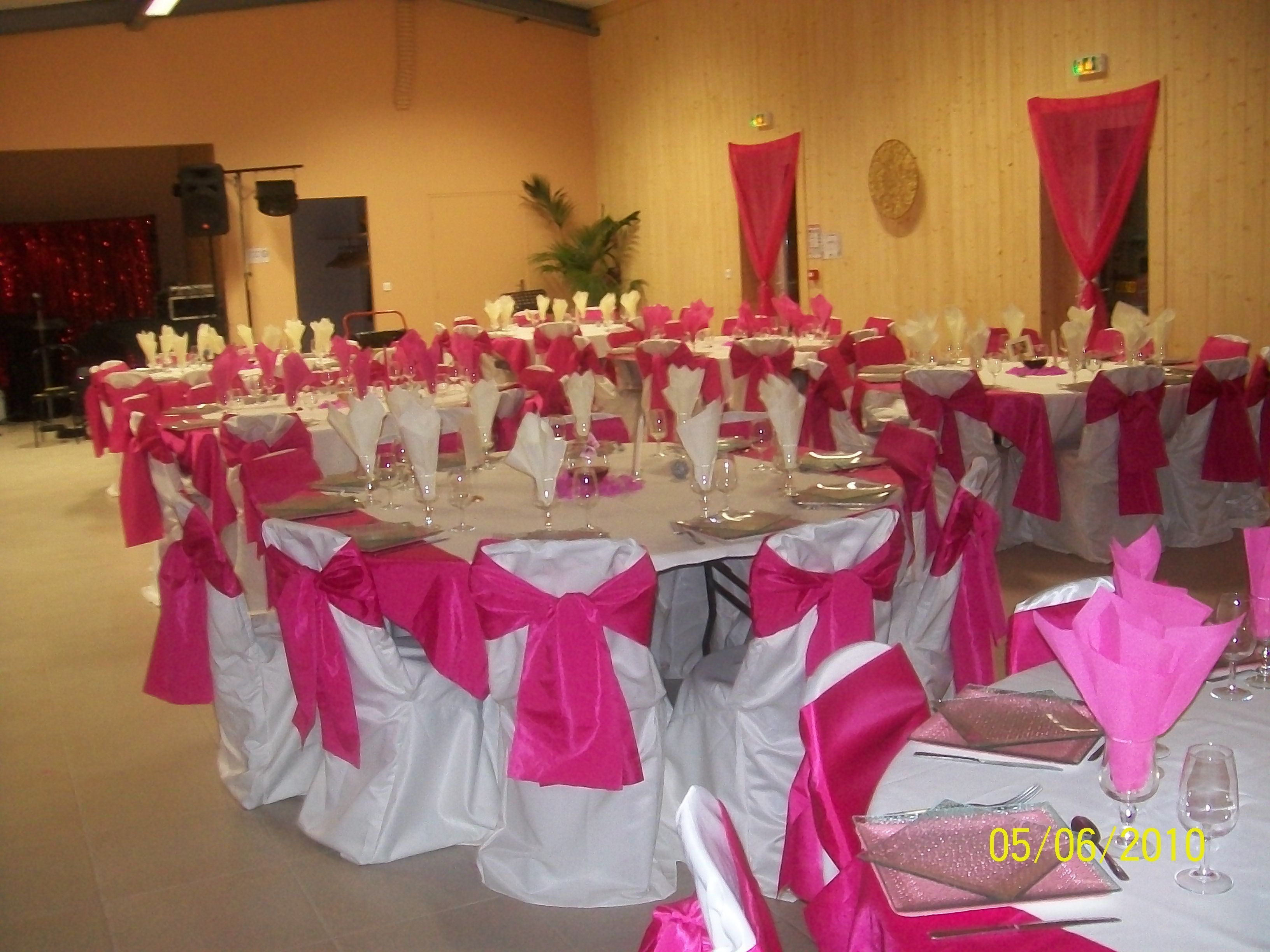 Mariage Décoration Salle